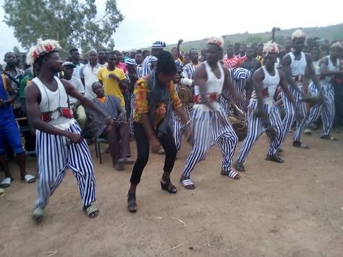 Festival –Tiébélé- Guigana –dans- le- Nahouri – 72- heures- pour –promouvoir- la -culture