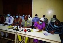 1ere –session- législatif- 2021- le -RDJ –satisfait-de-sa -participation