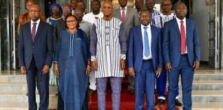 Commission -de –surveillance- de –la- Caisse –des- dépôts- et -consignation –du- Burkina- Faso- 5 nouveaux -membres -installés