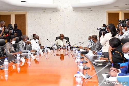 Sécurité-le –comité- national- d'alerte -précoce –dresse- son –bilan- pour- plus- d-efficacité