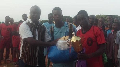 Tournoi- de- l-intégration -des -frères - le –lycée- privé- Itoma -Hema -de -Banfora -sacré -champion –de- la –troisième- édition