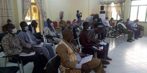 Amélioration –de- la -prise -en -charge –sanitaire- l'ONG- IEDA- au -secours –des- PDI –du- Sahel