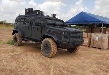 Lutte –contre- le- terrorisme-la- gendarmerie- et –la- police- reçoivent -des -équipements