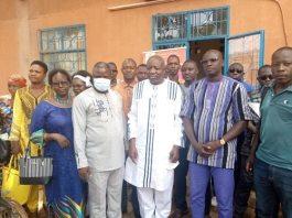 Vie –chère- au- Burkina- le- président- du –CISAG- dénonce –l-inaction –du- ministre- du -commerce