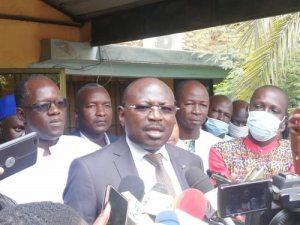 Flambée- des- prix –des- produits –de- grande –consommation- face –au- CFOP-Harouna- Kaboré- explique -que –les- causes- exogènes