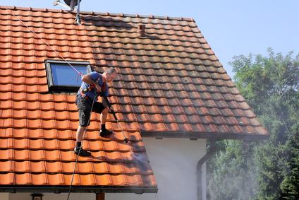 Dachbeschichtung-Dachreinigung