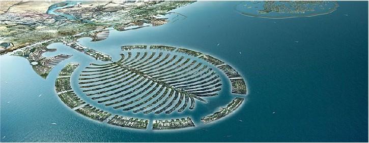 Dubai Palm Deira Appartamento Appartamenti Casa Case Villa