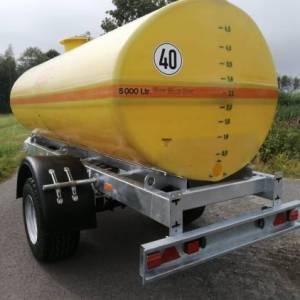 Wasserfass Anhänger für Traktor und LKW