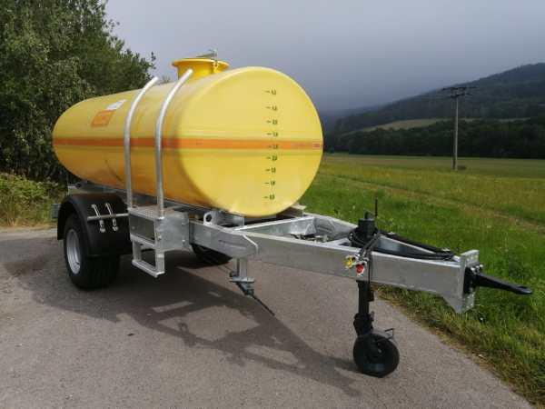 Wasserfass Anhänger Wassertank Anhänger 5000 Liter
