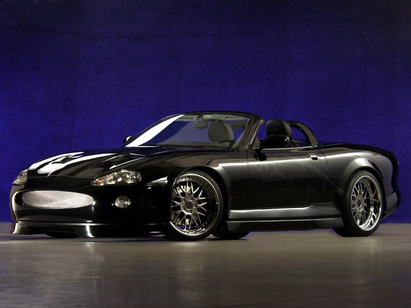 Jaguar Xkr Rs Concept Pictures Specifications And