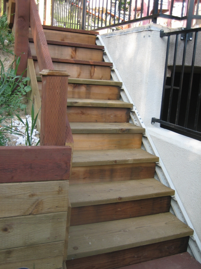 Fast Stairs Blog Modular Adjustable Steel Stair Stringers | Prefab Wooden Steps Outdoor