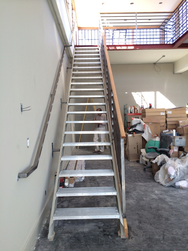 Indoor Stairs Stair Kits For Basement Attic Deck Loft