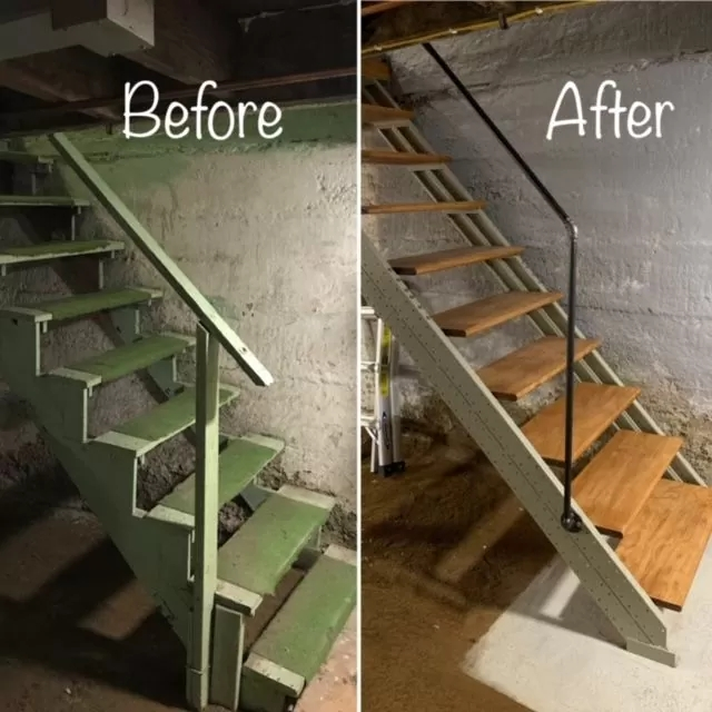 Uses And Testimonials For Stair Stringers By Fast Stairs Com | Staircase Replacement Near Me | Deck | Handrail | Carpeted Stairs | Riser | Stair Runner