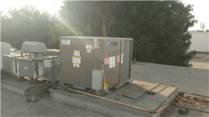 York rooftop Air Conditioner