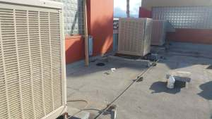 Commercial Rooftop Air Conditioning Replacement