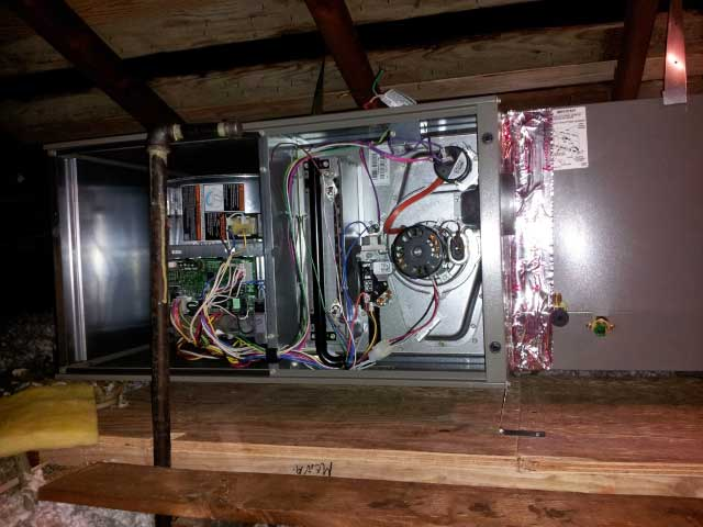 Horizontal furnace repair in La Mirada CA