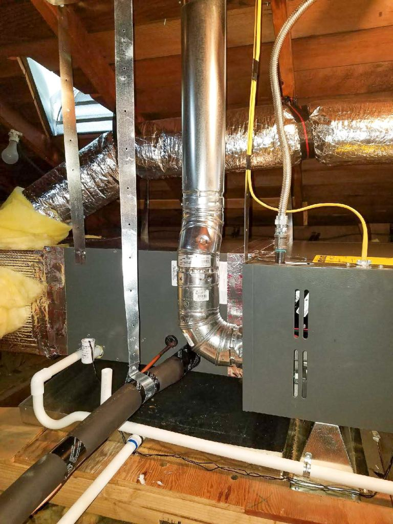 Furnace Install Detailed