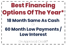 Best Financing Of The Year