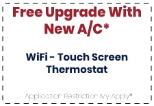 Wifi - Touch Screen Thermostat