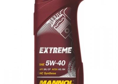 Mannol Extreme 5w40 1 Ltr voor €9,-