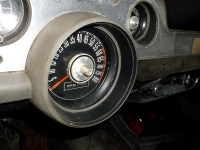 Original Mustang parts