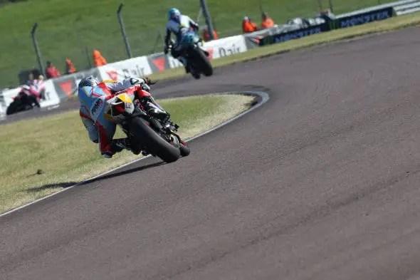 Thruxton British Super Bike championship 22-23-24 July 2016