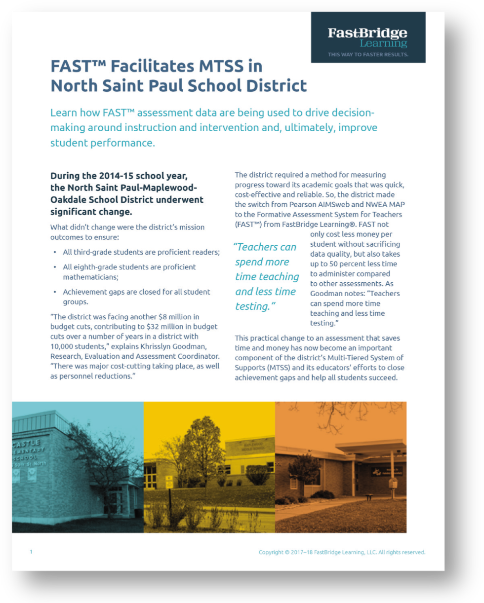 North St Paul Success Story
