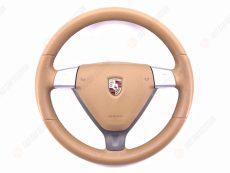 Volant et Airbag Beige