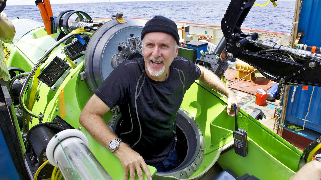 6 Lessons In Creativity From James Cameron