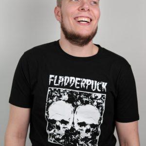 Fladderpuck t-shirt