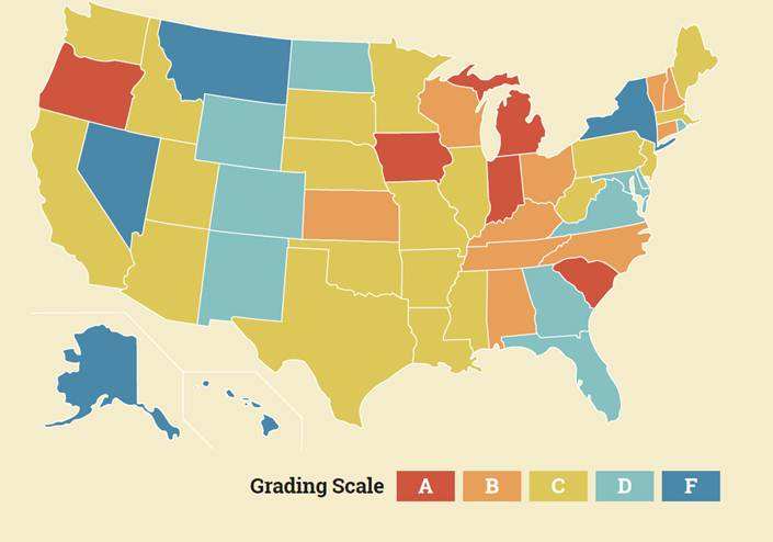 How Does Your State Rank for Manufacturing?