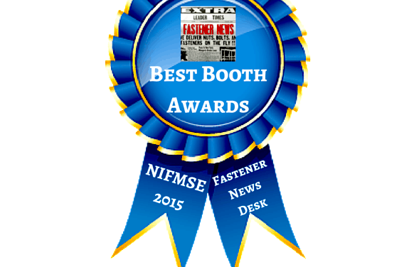 Fastener News Desk | #NIFMSE Best Booth Awards 2015