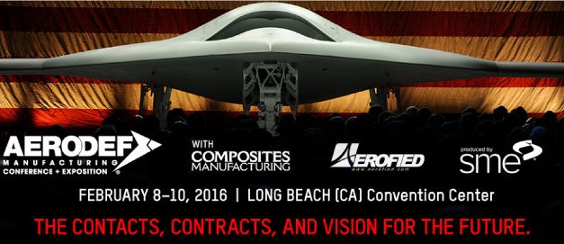 Upcoming Show: AeroDef Manufacturing Conference and Exposition