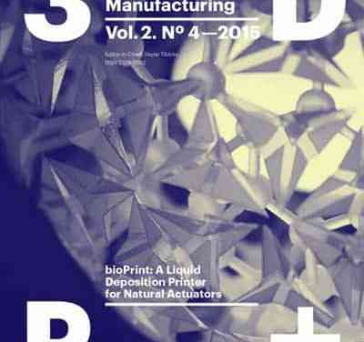 3D Printing and Additive Manufacturing December 2015, Vol. 2, No. 4
