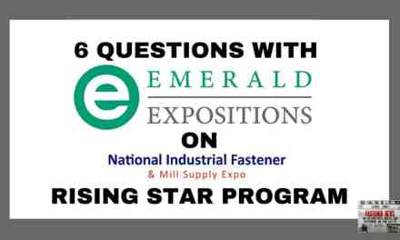 "6 Questions with Emerald Expositions on the Fastener Show ""Rising Star Program"""