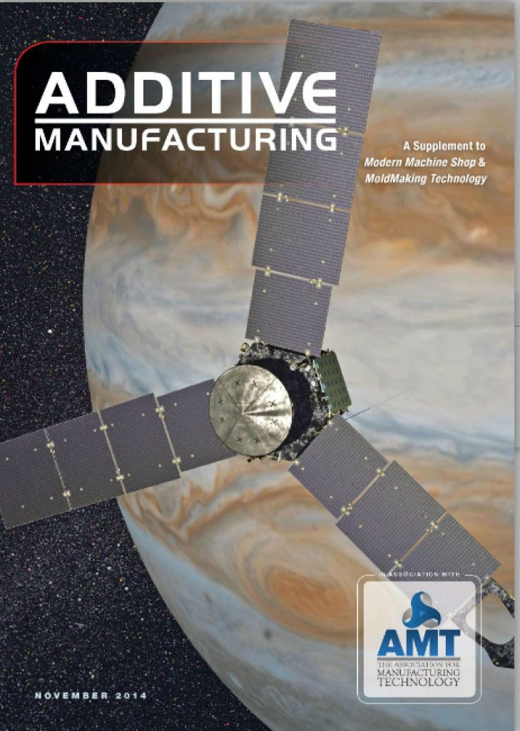 Additive Manufacturing November 2014