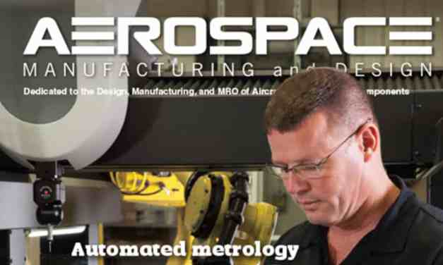 Aerospace Manufacturing and Design, March 2016