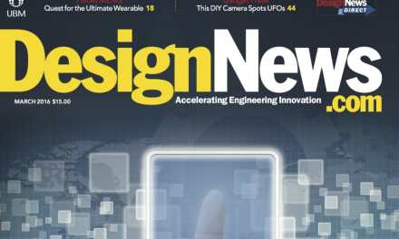 Design News, March 2016