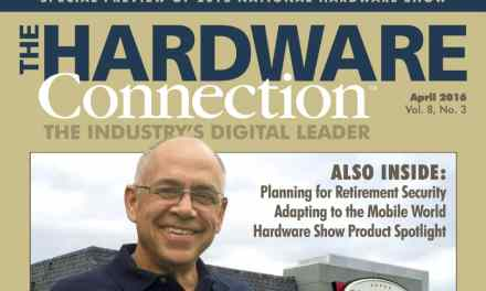 The Hardware Connection, April 2016