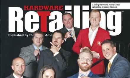 Hardware Retailing, July 2016