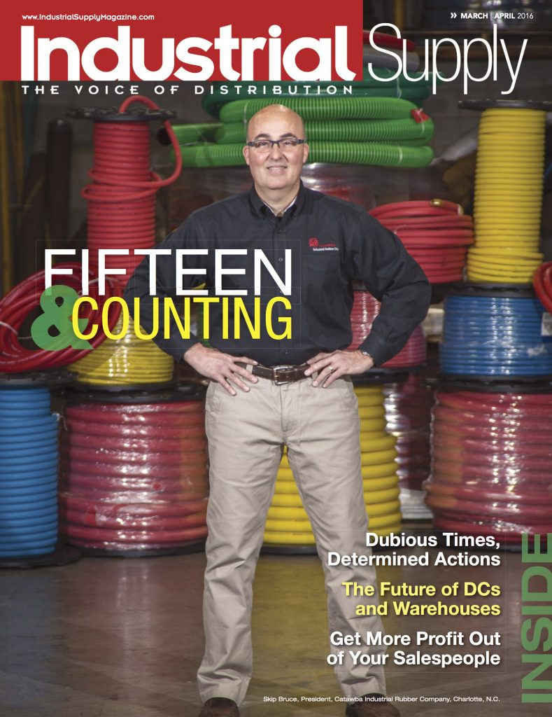 Industrial Supply March April 2016 COVER