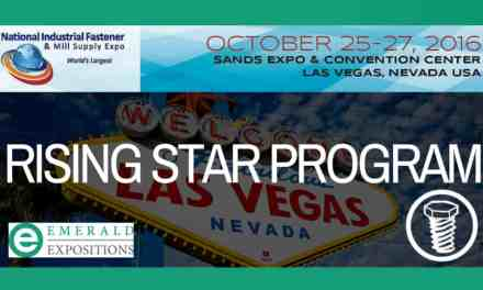 """Emerald Expositions' """"Rising Star Program"""" Gives 10 Young Pros the Chance to Attend theFastener Showin Las Vegas!"""