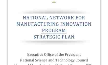 National Network for Manufacturing Innovation Program Strategic Plan