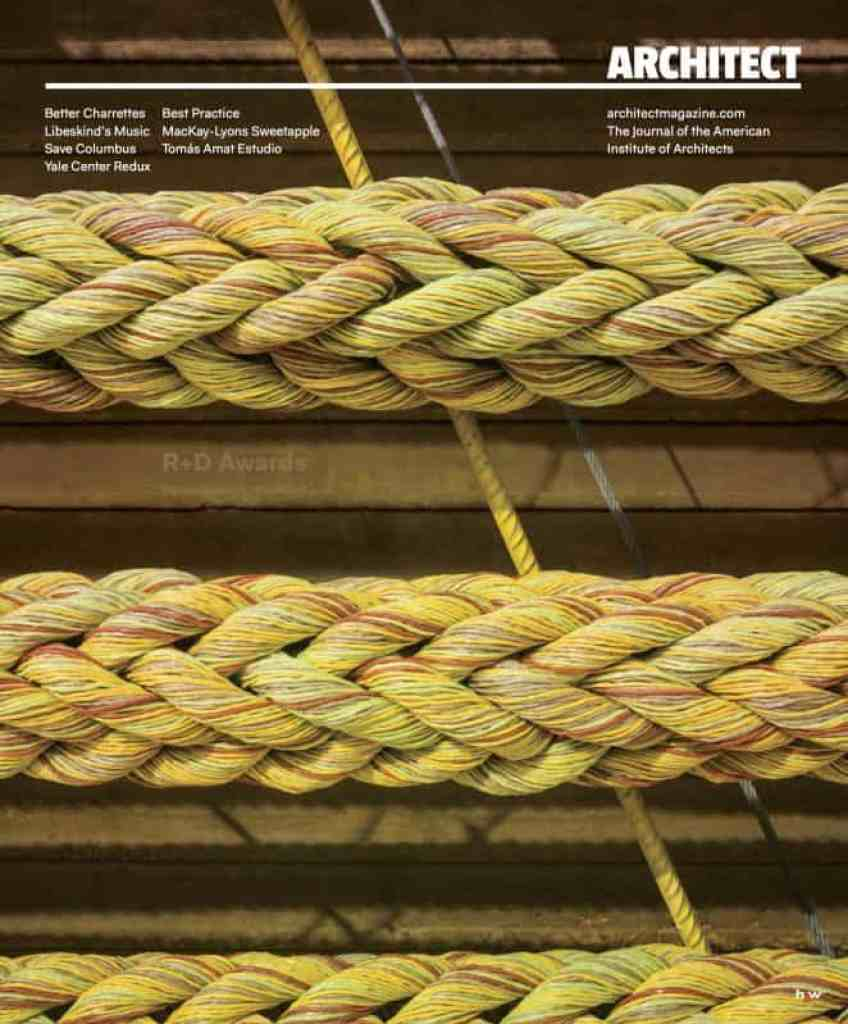 architect magazine july 2016 cover