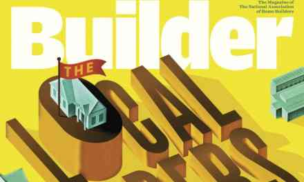 Builder Magazine, June 2016