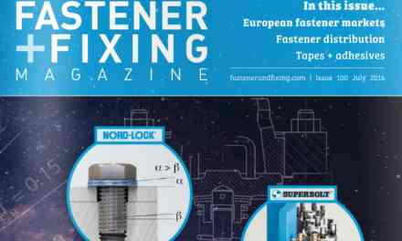 Fastener + Fixing Magazine, July 2016