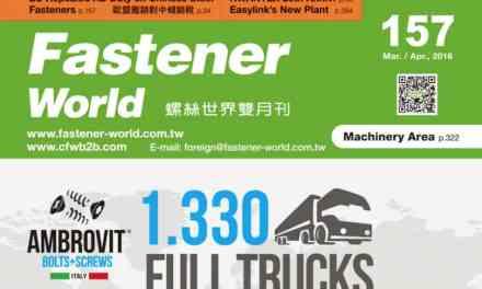 Fastener World, March/April 2016