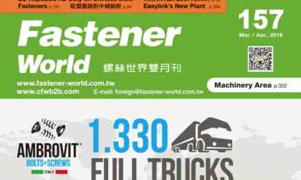 Fastener World, March/April 2016