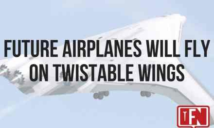 Future Airplanes Will Fly On Twistable Wings