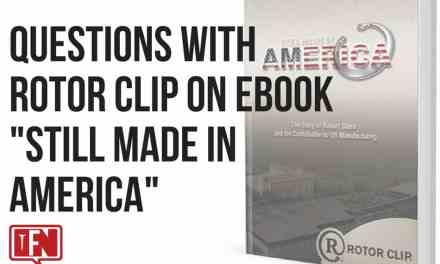 "Questions with Rotor Clip on eBook ""Still Made in America"""